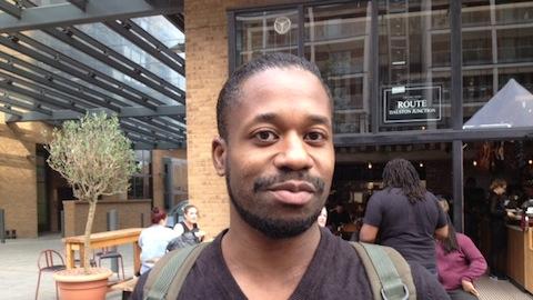 Bobby Johnson, Pic: Tosin Oyeniyi