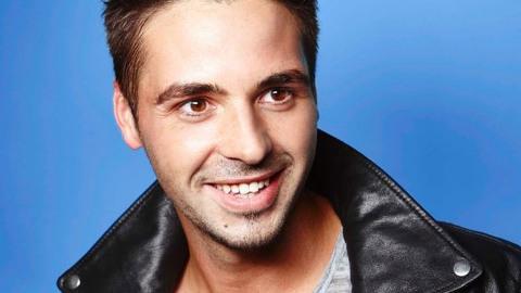 Ben Haenow progresses to the next X Factor live show. Pic: X Factor