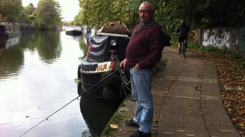 Patrick Clarke, retired carpenter. Pic: Kathryn Sunnucks