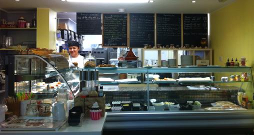 Amber Tree Cafe Pic: Kathryn Sunnucks