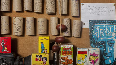 Toys at Victor Wynd Museum. Pic: The Victor Wynd Museum