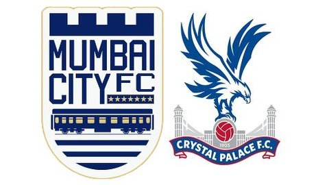 Mumbai City FC and Crystal Palace FC join forces. Pic: Mumbai City FC and Crystal Palace FC