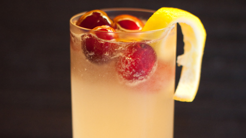 Festive Punch. Pic: Edson Hong