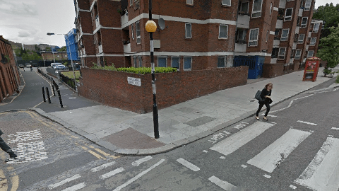 Gibralter walk and Bethnal Green road. Pic: Google street view