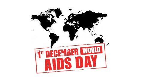World AIDS Day 2014. Pic: Kate Walker
