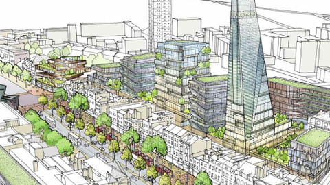 Whitechapel Vision. Pic: Tower Hamlets Council