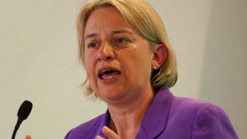 Natalie Bennett. Pic: Edinburgh Greens