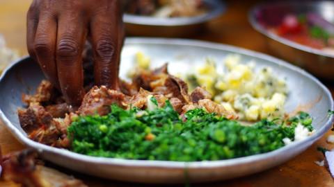 African food. Pic: hktang