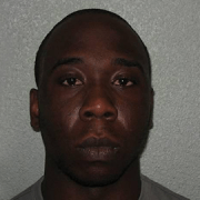 "Zarak McKoy shouted ""suck your mum, rudeboy"" at the Judge on hearing his life sentence Pic: Metropolitan Police"