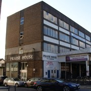 Praise House pentecostal church in Croydon