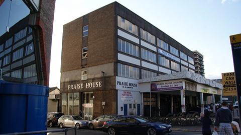 Praise House pentecostal church in Croydon