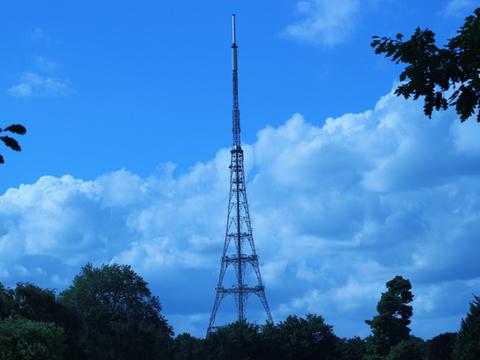 Crystal Palace transmitter Pic: Catherine Davies