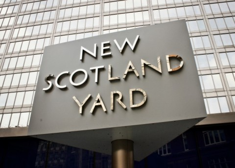 New Scotland Yard PIC Metropolitan Police