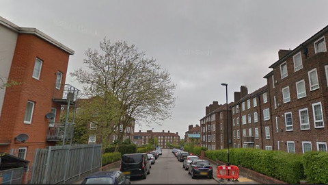 Turnham Road, Brockley. Pic: Google Streetview