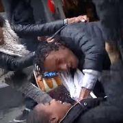 A brawl on a Croydon street has been caught on camera Pic: Croydonization
