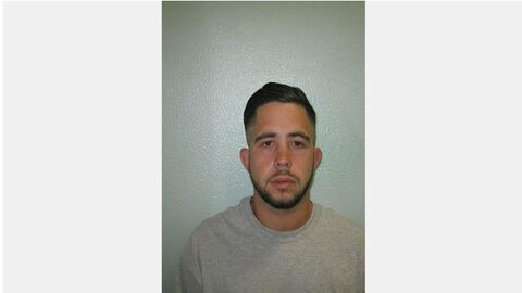Michael Gold has been jailed for 24 years for raping an 88-year-old woman Pic: Met Police