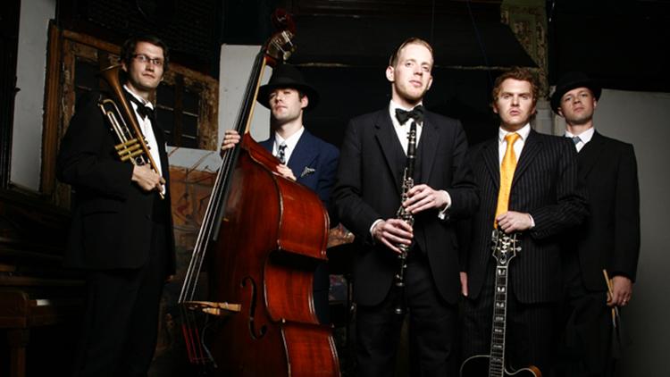 Jazz/Blues band The Sax Pastilles