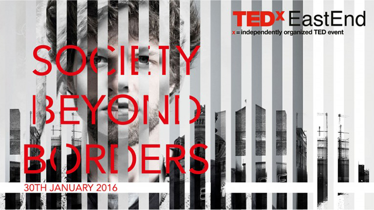 TEDxEastEnd will be in Hackney on Saturday on 30 January. Pic:TEDxEastEnd.