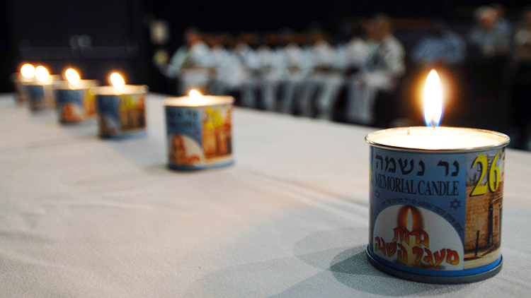 Memorial Candle. Pic: James E. Foehl/Wikipedia