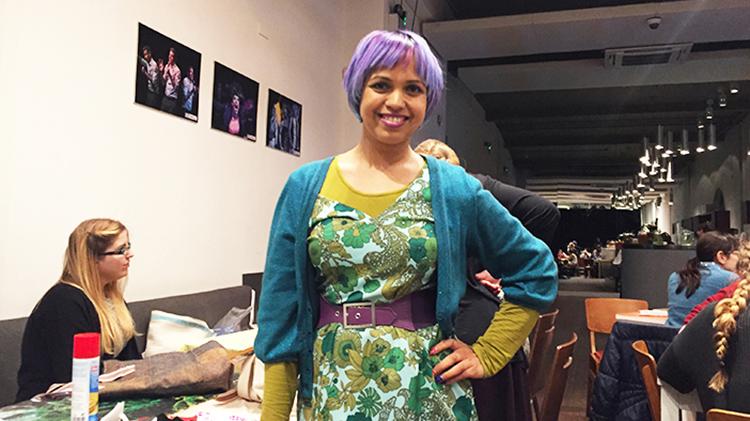 Momtaz Begum-Hossain, founder of The Make Escape. Pic: Junxin Bi