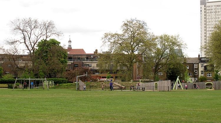 Deptford Park. Pic: Geograph