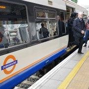 London Overground busy due to Southern strikes