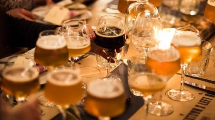 London Beer Week begins Monday 22 February. Pic: DrinkUp.London