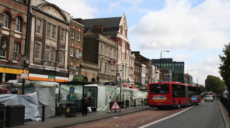 Whitechapel. Pic: Dr Neil Clifton