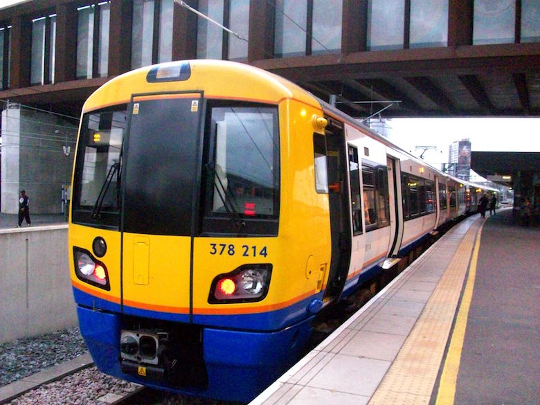 Overground trains will not run overnight until 2017 (Pic: Wikimedia Commons)