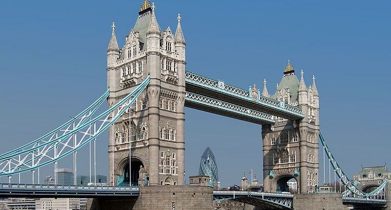 Tower Bridge will be closed for three months from October 1 Pic: Wikimedia