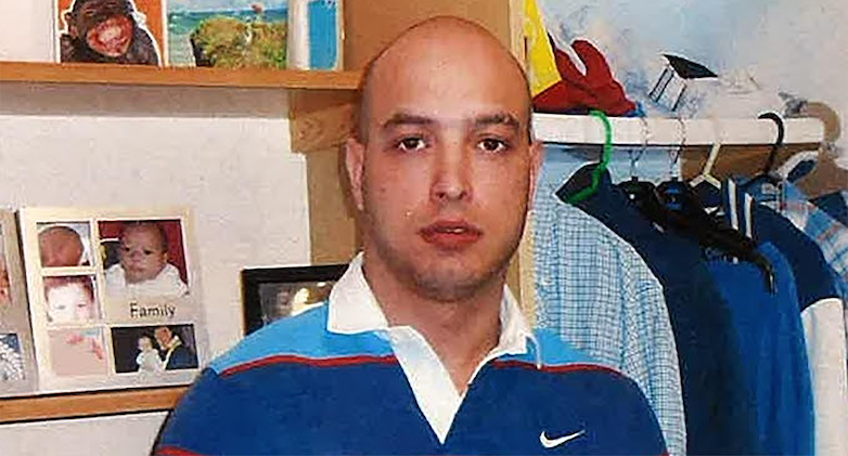 Police urges anyone with information about Kerrigan's whereabouts to come forward. Pic: Met Police