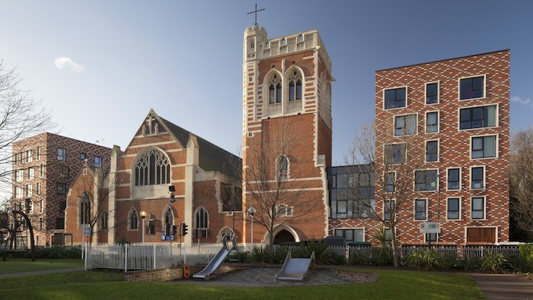 St Mary of Eton. Credit: Hackney Council