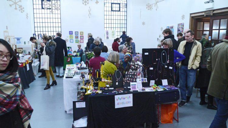 Lewisham Arthouse market Pic: Lewisham Arthouse