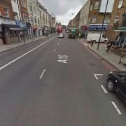 Stoke Newington High Street, Hackney.
