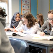 """Students from """"I AM ME"""" campaign vide"""