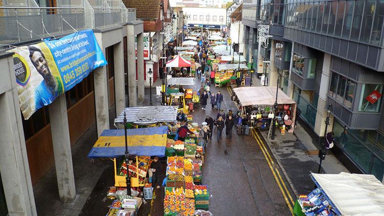 Surrey Market