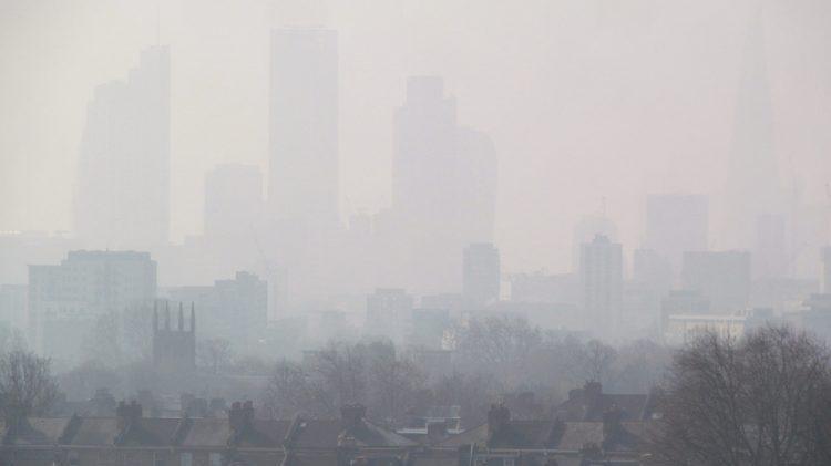 Air Pollution in Hackney