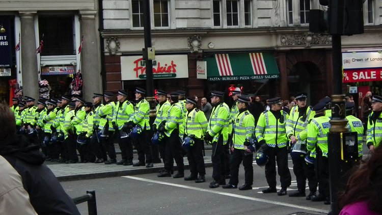 The Met Police are under investigation. Pic; kenjonbro (Flickr)
