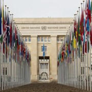 Palais des Nations, Geneva. Pic; United Nations Photo (Flickr)