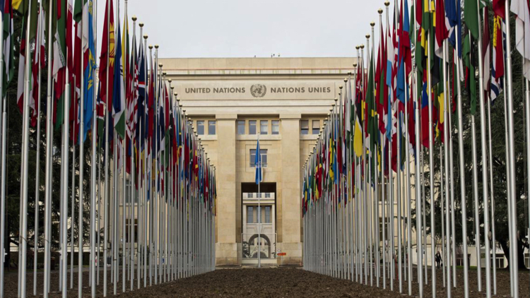 Palais des Nations, Geneva. Pic; United Nations Photo (Flickr)