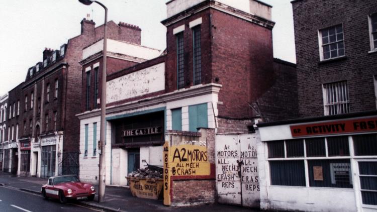 The old building. Pic; dusashenka (Flickr).