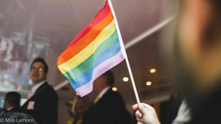 PrideFest returns July 15. Pic; Milo Lethorn (Flickr)