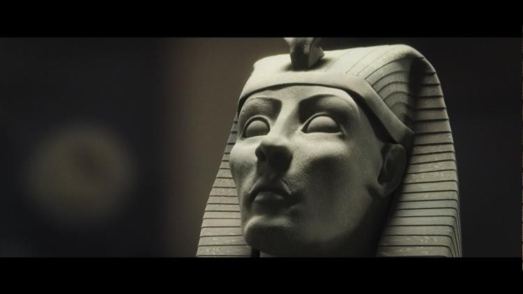 Sphinx Daria Still from film. Pic; Patrick Hough.