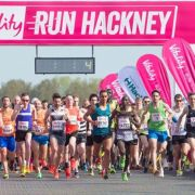 2016 Hackney Half Marathon Pic; Vitality Run Hackney