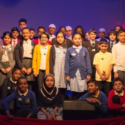 The Tower Hamlets Agents of Change. Pic: Tower Hamlets Council