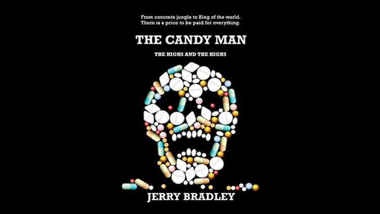 Cover of 'the candy man' by Jerry Bradley