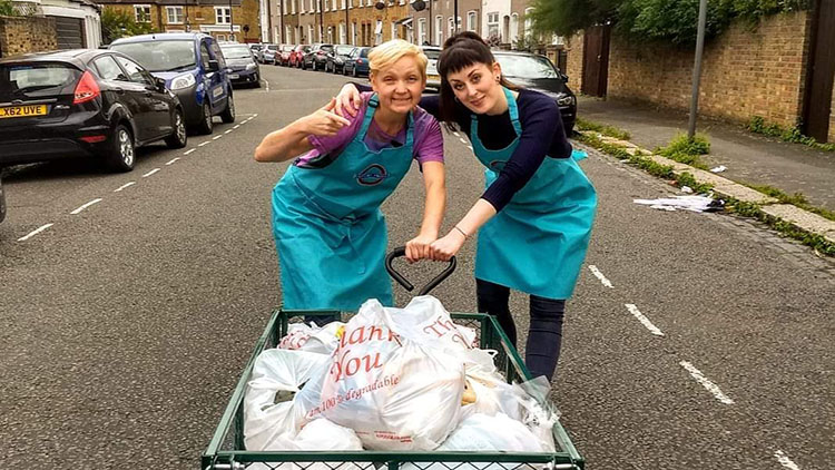 Community Fridge Dishes Out A Tonne Of Food Eastlondonlines