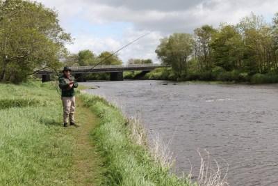 Ballylahan Bridge Co Mayo for Salmon Fishing