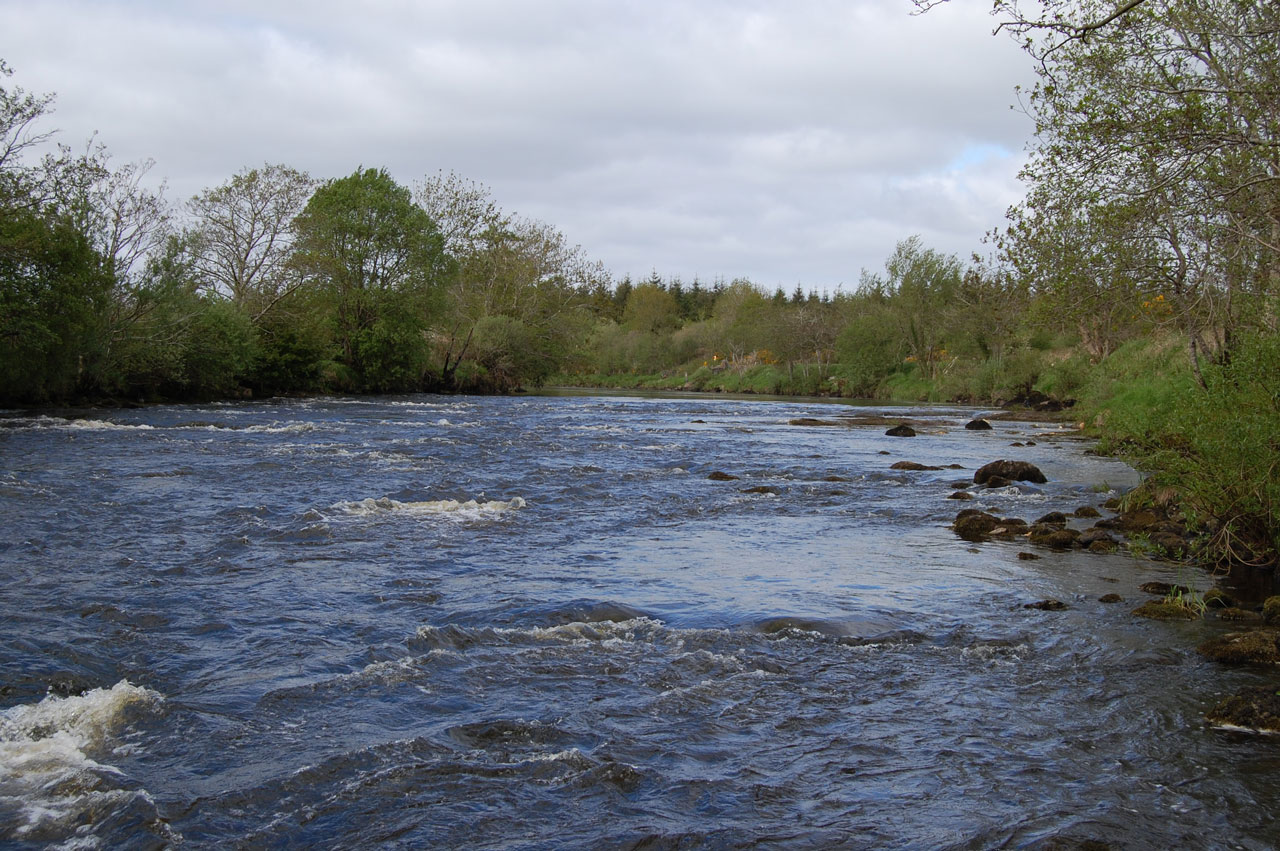 East Mayo Anglers' Association fishery is excellent for Salmon Fishing