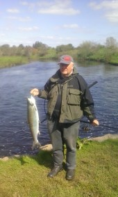 East Mayo Anglers Pat McNulty Swinford 3rd June'15